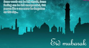 Advance Eid Mubarak images SMS