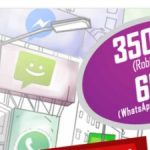 Robi 15 TK 350 SMS 60 MB WhatsApp and Facebook Messenger Internet Offer