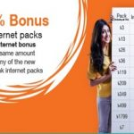 Banglalink 100% Bonus Internet Offer
