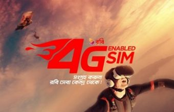 How to Collect Robi 4G Enabled SIM