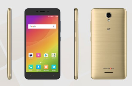 Symphony i25 Price in Bangladesh