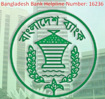 Bangladesh Bank Helpline Number & Head Office Address