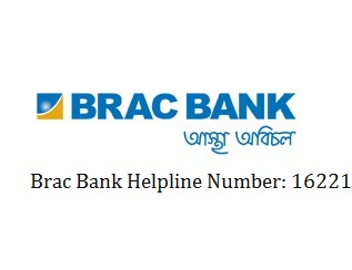 Brac Bank Customer Care Helpline Number & Address