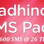 Robi Shadhinota Dibosh SMS Pack Offer 2017