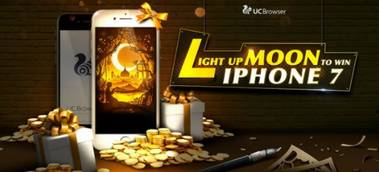 UC Browser EID Offer Win iPhone 7 & 15 Symphony P6 Pro