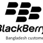 Blackberry Bangladesh Customer Care, Showrooms / Authorize outlets Address and Contact number