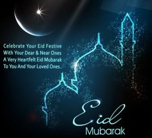 Advance Eid Mubarak picture