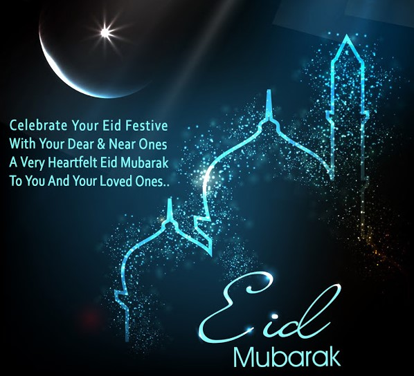 Advance Eid Mubarak picture 2021