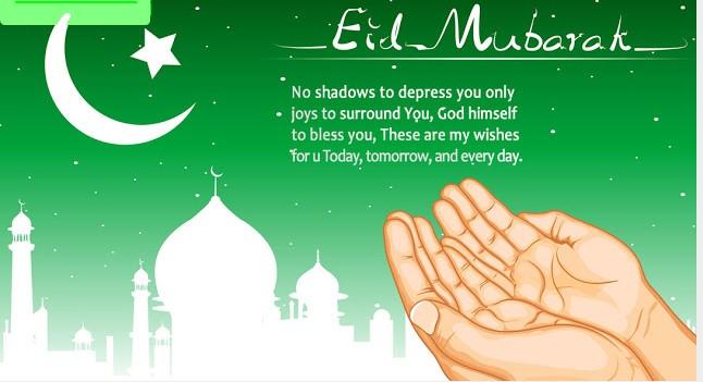 Advance Eid Mubarak 2021