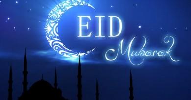 Top 10 Eid SMS Eid UL Fitr In English