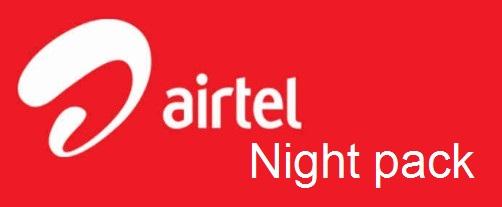 Airtel BD Night Pack – 1GB@18TK | 2GB@35TK | 10GB@169TK