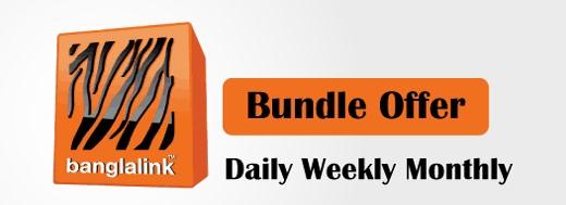 Banglalink Bundle Pack Offer