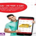 Airtel 4GB internet 398 TK Offer