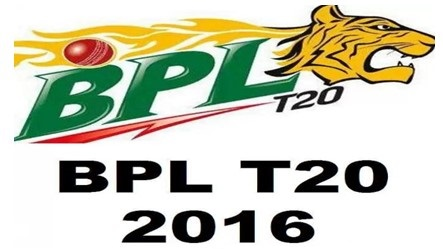 BPL T20 2016 Points Table, Schedule, Teams, Players