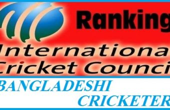 Bangladeshi Players ICC Ranking Last Update