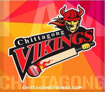 CHITTAGONG VIKINGS TEAM LOGO
