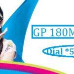 GP 180 MB Internet 28 TK Offer
