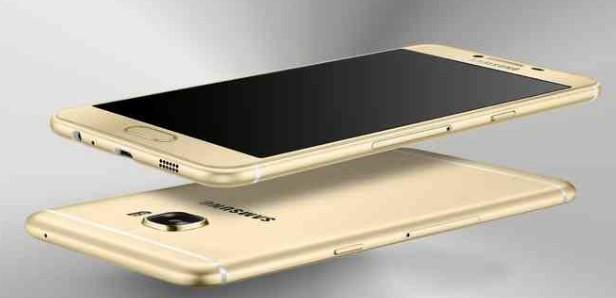 Samsung Galaxy C9 Pro Picture