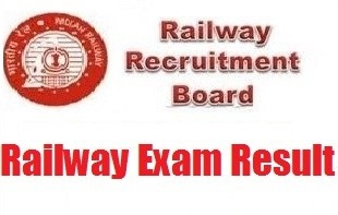 RRB Result 2016 Check Online