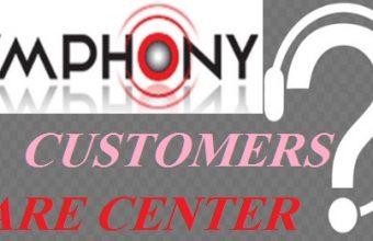 Symphony Customer Care Center Number & Showroom Address