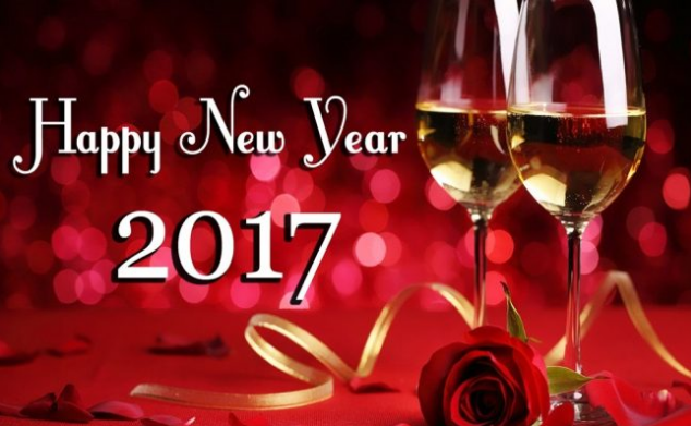 Happy New Year 2017 Picture SMS