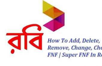 How To Add, Delete, Remove, Change, Check FNF   Super FNF In Robi