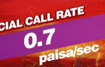 Robi & Airtel 0.7 Paisa/Sec Special Call Rate Offer