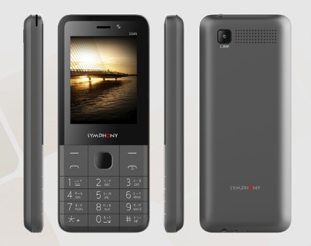 Symphony D105 Price in Bangladesh & Specification
