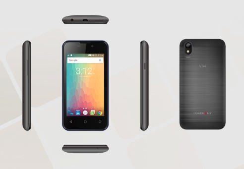 Symphony V34 Price in Bangladesh & Full Specifications