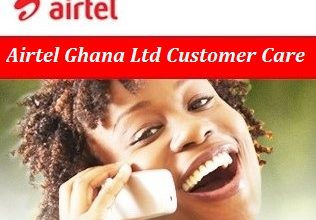 Airtel Ghana Ltd Customer Care Toll-Free Contact Number