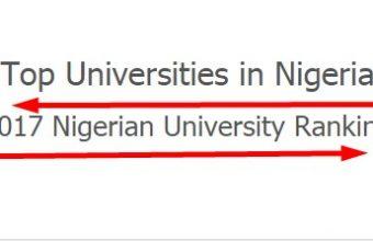 NUC Ranking Top 100 Best Universities In Nigeria