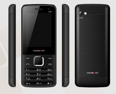 Symphony D91 Price in Bangladesh & Specification