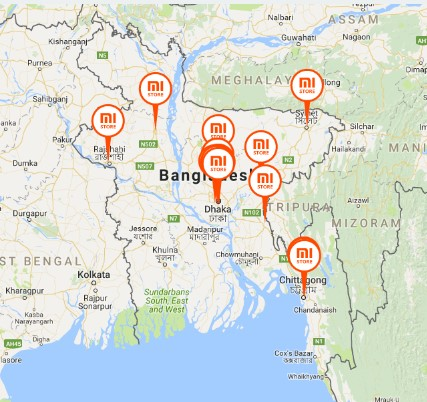 Xiaomi Bangladesh Customer Care, Showroom & Distributor