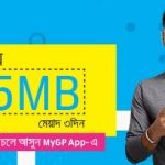 GP 125 MB 29 TK Internet Offer