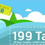 GP Action Pack 1GB internet 199 TK with 28 Days Validity