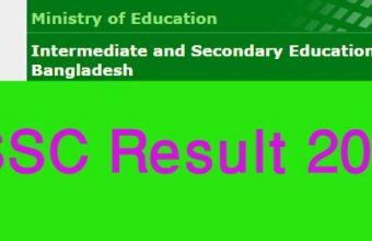 SSC Result 2017 – educationboardresults.gov.bd