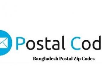 Zip/ Postal Code in Bangladesh Full List