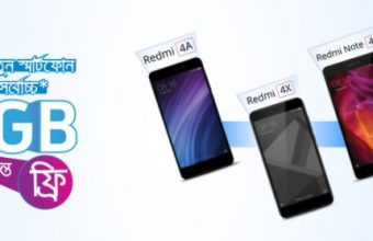 Xiaomi GP Internet Offer up to 14GB Free
