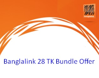 Banglalink 28 Taka Bundle Offer