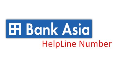 Bank Asia Helpline Number, Email, FAX & Head Office Address