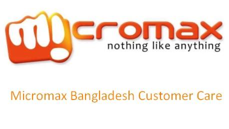 Micromax Bangladesh Customer Care
