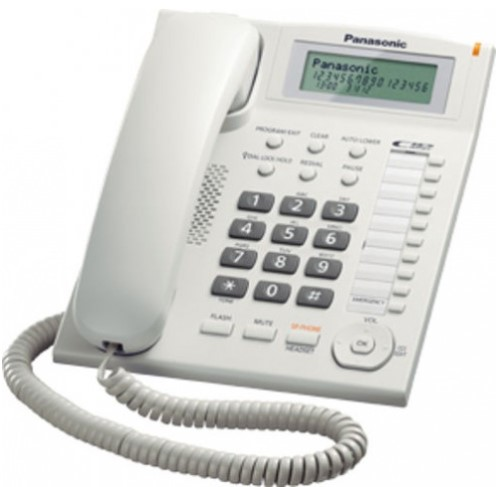 Panasonic KX-TS880mx Handsfree Redial Memory Telephone