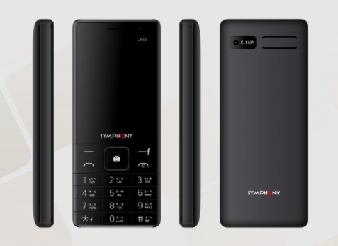 Symphony L100 Price in Bangladesh & Specification