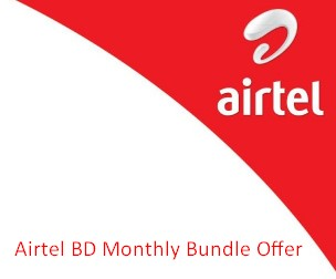 Airtel BD Monthly Bundle Offer