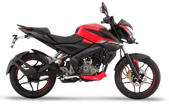 Bajaj Pulsar NS160 Motorcycle