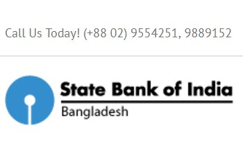 State Bank of India (SBI) Bangladesh Office Contact Number & Address