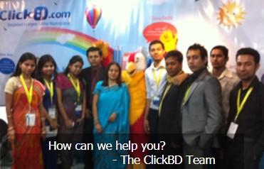 ClickBD Helpline Number & Head Office Address
