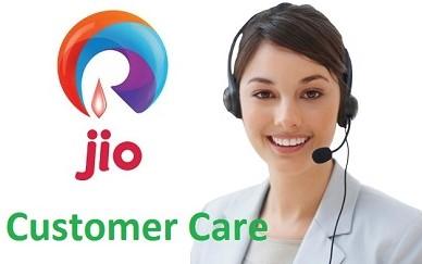 Jio Customer Care Helpline Number -Toll Free Number Reliance Jio