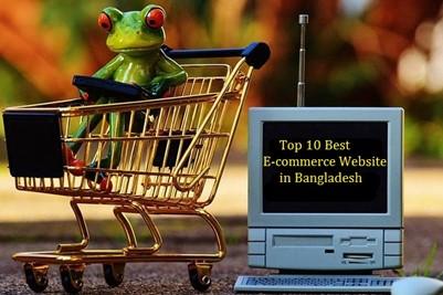 Top 10 Best E-commerce Website in Bangladesh