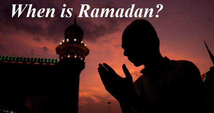 When is Ramadan